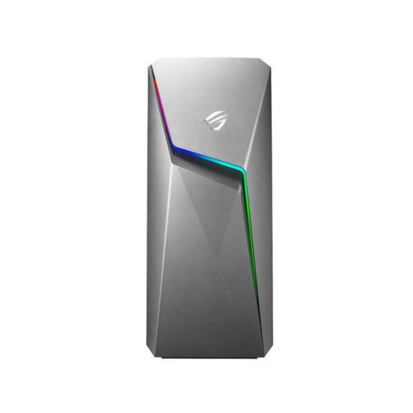 Компютър ASUS ROG STRIX GL10CS , 1000GB HDD + 128GB SSD , 8GB DDR4 , ASUS GTX 1660Ti OC Edition 6GB GDDR6 , Intel Core i5-9400 HEXA CORE