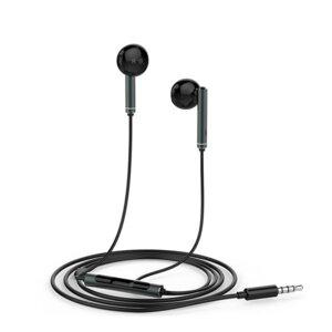 Слушалки с микрофон Huawei AM 116 BLACK