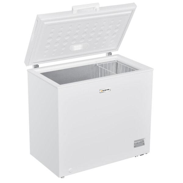 Фризер Electra EHF-2ED , 200 l, A+ , Бял , Статична