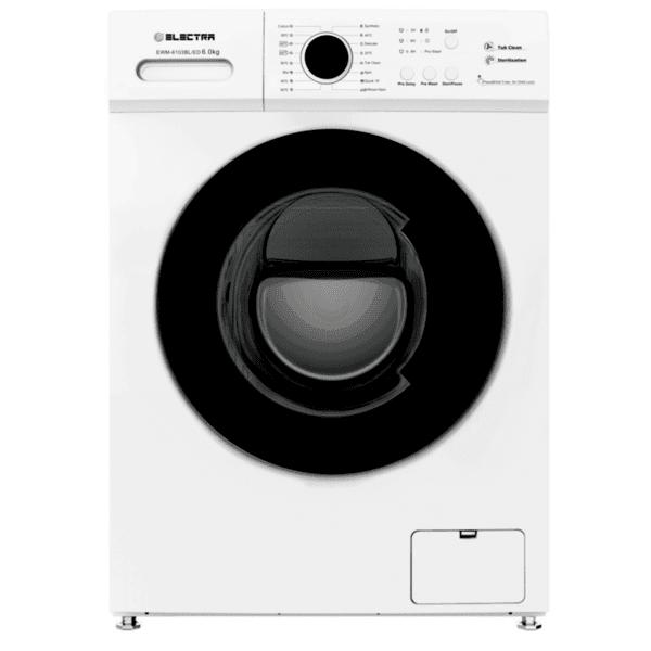 Пералня Electra EWM-6103BL/ED , 1000 об./мин., 6.00 kg, E , Бял