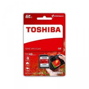 Карта памет Toshiba MICRO SD 16GB CLASS 10 48MB
