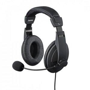 Слушалки с микрофон Hama 54486 INSOMNIA COAL for PS4