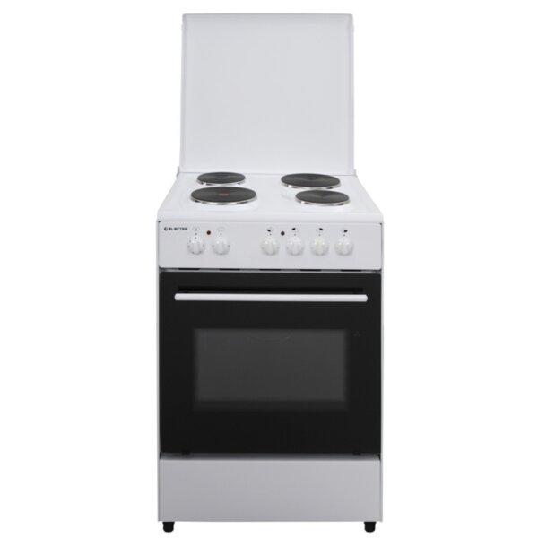 Готварска печка (ток) Electra 60ST/ED , 4 ток
