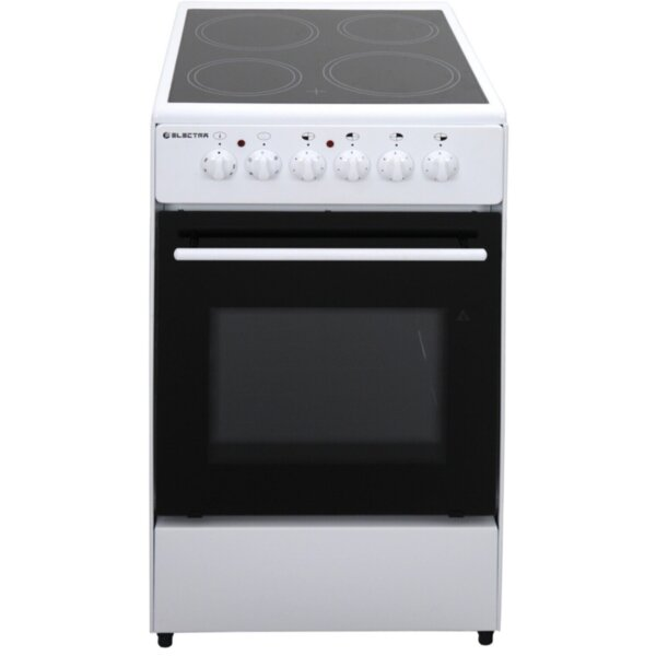 Готварска печка (ток) Electra 50CER/ED , Керамични