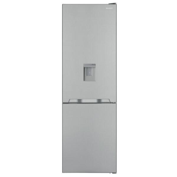 Хладилник с фризер Sharp SJ-BA10IMDI2*** , 324 l, A++ , No Frost , Инокс