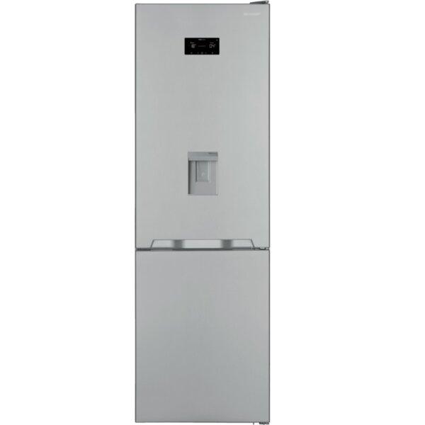 Хладилник с фризер Sharp SJ-BA11IHDI1 , 324 l, A+ , No Frost , Инокс