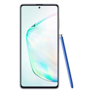 Мобилен телефон Samsung SM-N770FZSD NOTE 10 LITE DS SILVER