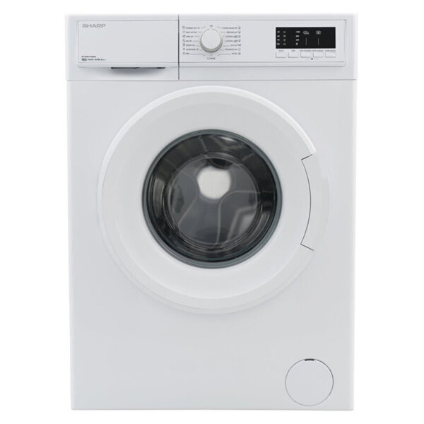 Пералня Sharp ES-HFA6103W3*** , 1000 об./мин., 6.00 kg, A+++ , Бял