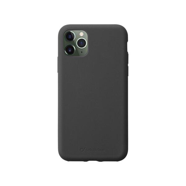 Калъф Cellularline Sensation за iPhone 11 Pro Черен