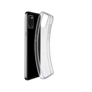 Калъф за смартфон Cellularline FINE Samsung Galaxy S10 Lite ПРОЗРАЧЕН