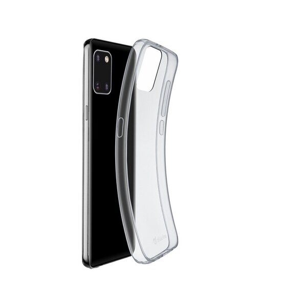 Калъф Cellularline FINE Samsung Galaxy S10 Lite ПРОЗРАЧЕН
