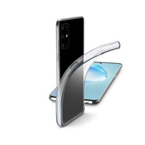 Калъф за смартфон Cellularline FINE Samsung Galaxy S20+ ПРОЗРАЧЕН