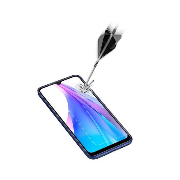 Протектор за дисплей Cellularline Xiaomi Note 8T ЗАКАЛЕНО СТЪКЛО