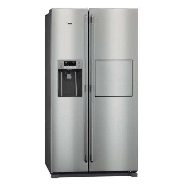 Хладилник с фризер AEG RMB66111NX US side by side  , 538 l, A+