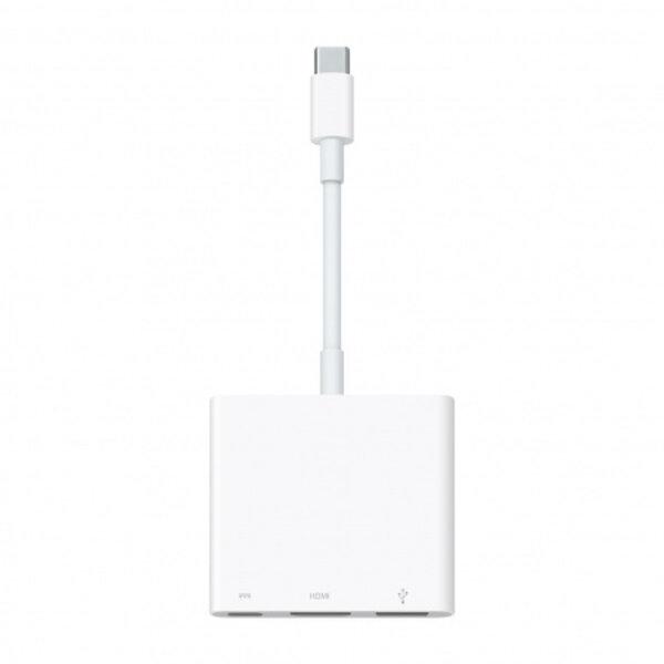 Адаптер Apple USB-C DIGITAL AV MULTIPORT MUF82