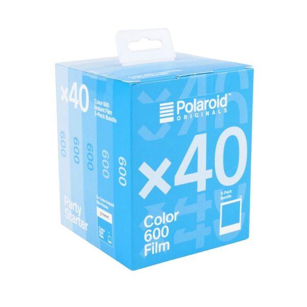 Аксесоар фото Polaroid Color Film for 600 - 40 pack 004964