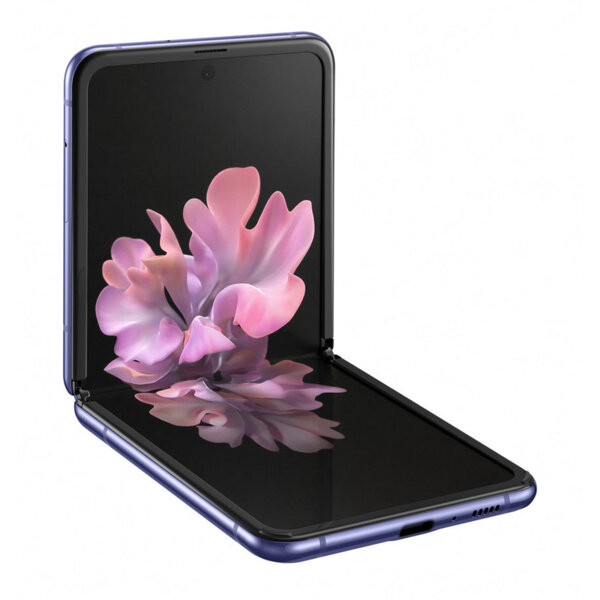 Смартфон Samsung GALAXY Z FLIP PURPLE SM-F700FZPD , 256 GB, 8 GB