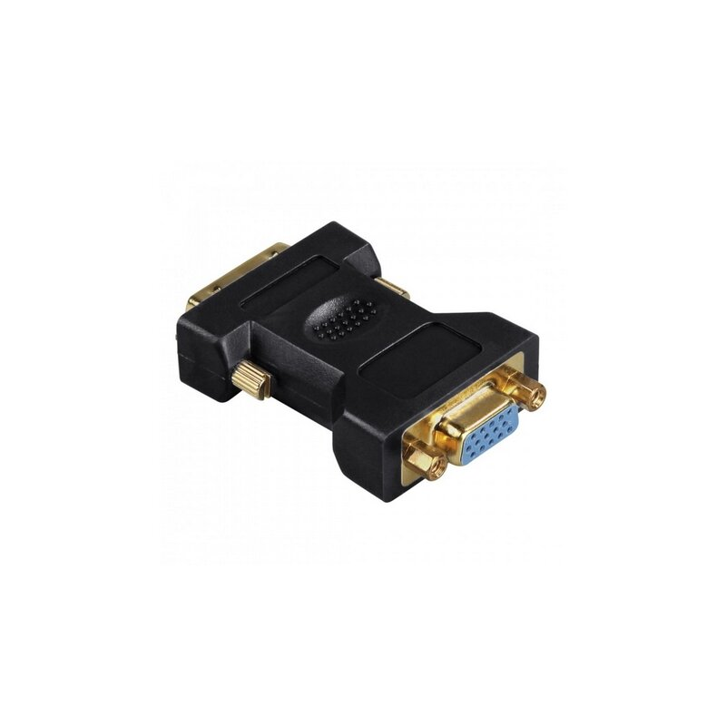 Адаптер Hama 45073 VGA F - DVI M Analog
