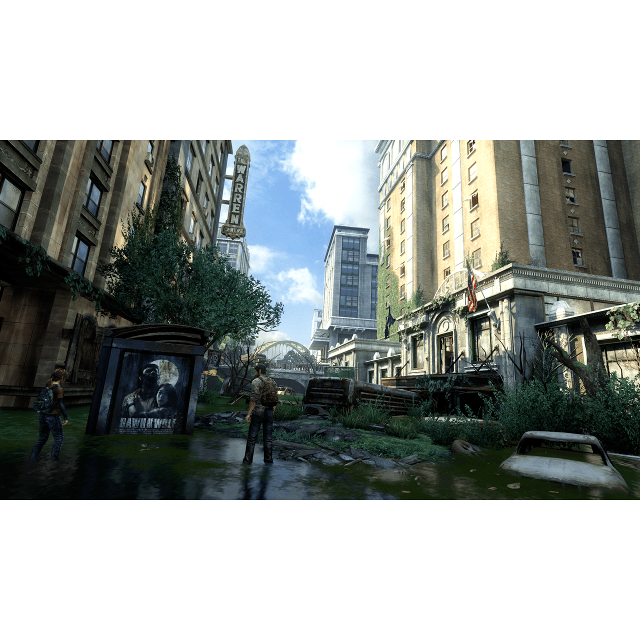 Игра PlayStation 4 The Last Of Us Remastered /HITS/