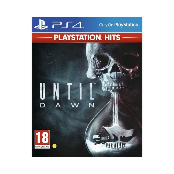 Игри PlayStation Until Dawn