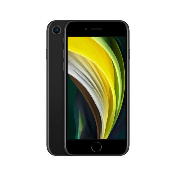 Мобилен телефон Apple iPhone SE2 64GB Black mx9r2