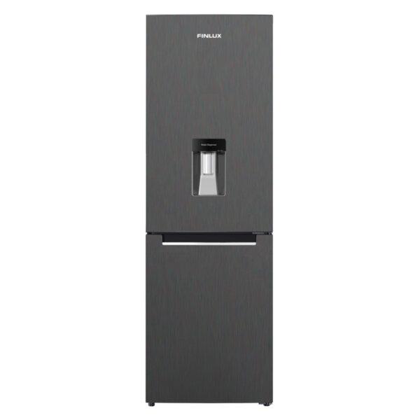 Хладилник с фризер Finlux FBN-320DIX/DARK*** , 320 l, A+ , No Frost , Инокс