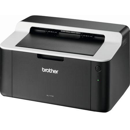 Лазерен принтер Brother HL-1112E , Лазерен