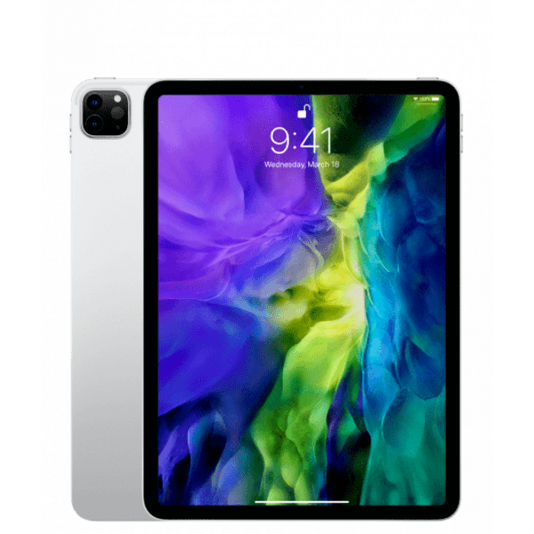 "Таблет Apple iPad Pro 11"" (2nd) Wi-Fi 128GB Silver my252 , 128 GB, 6 GB"