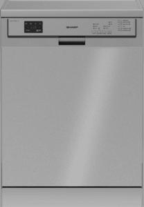 Миялна машина Sharp QW-HY15F492I , 13 комплекта, A++ измиване/сушене