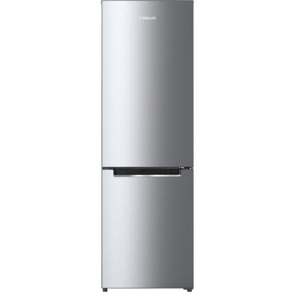Хладилник с фризер Finlux FBN-290IX , 286 l, A+ , No Frost , Инокс