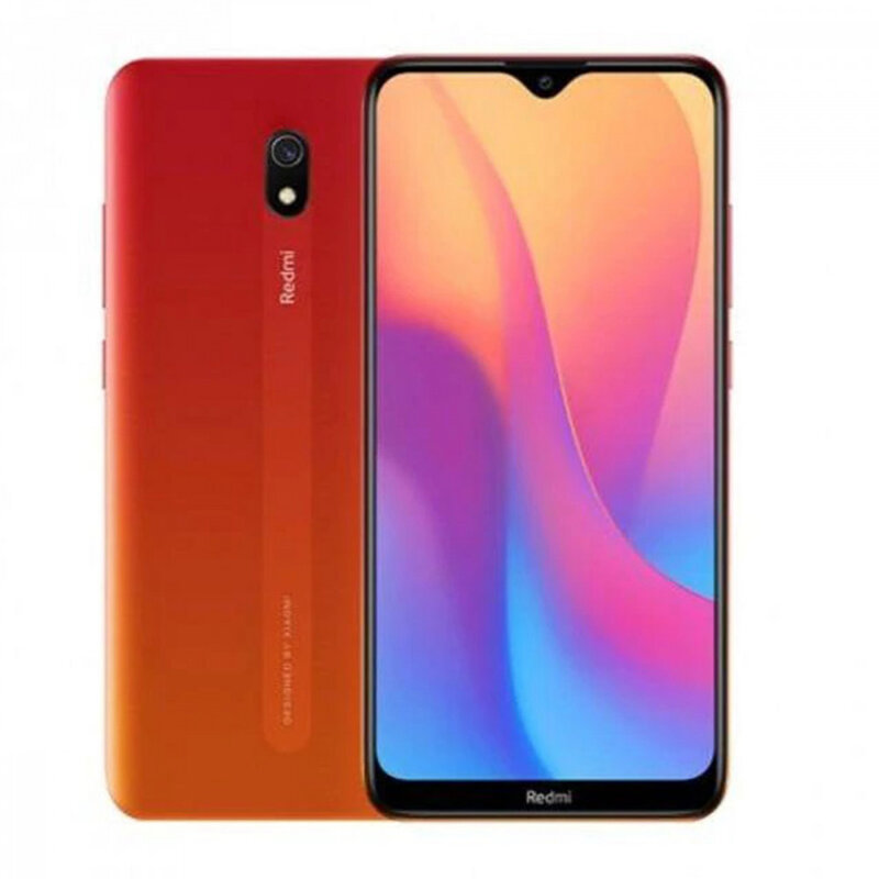 Мобилен телефон Xiaomi REDMI 8A 32/2 DS SUNSET RED MZB8699EU