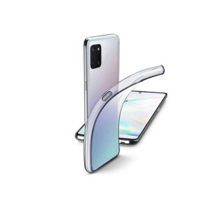 Калъф за смартфон Cellularline FINE SAMSUNG GALAXY NOTE 10 LITE ПРОЗРАЧЕН