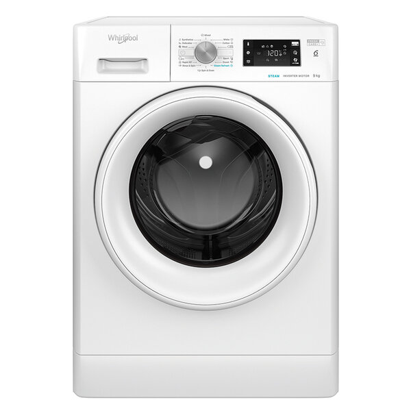 Пералня Whirlpool FFB 9448 WV EE , 1400 об./мин., 9.00 kg, A+++ , Бял