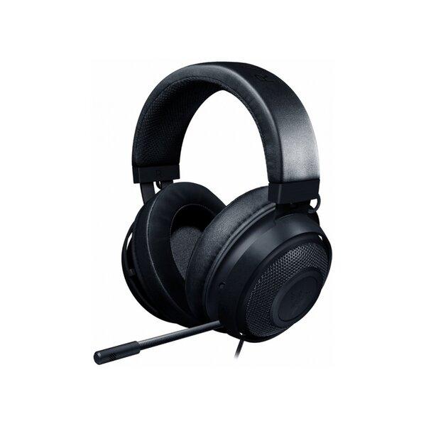 Слушалки с микрофон RAZER KRAKEN 2019 Black RZ04-02830100-R3M1