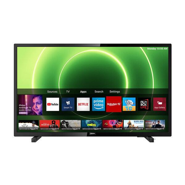 Телевизор Philips 32PHS6605/12 , 1366x768 HD Ready , 32 inch, 81 см, LED  , Saphi , Smart TV
