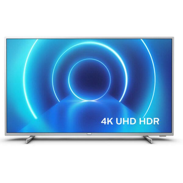 Телевизор Philips 58PUS7555/12 , 147 см, 3840x2160 UHD-4K , 58 inch, LED  , Saphi , Smart TV