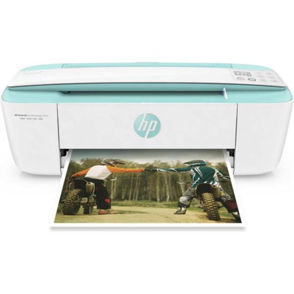 Мастиленоструен принтер HP DESKJET 3789 T8W50C 3 IN 1 , Мастиленоструен