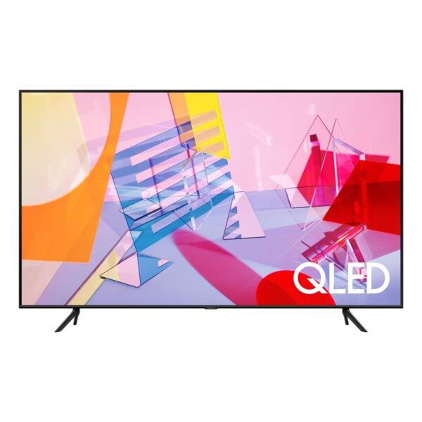 Телевизор Samsung QE50Q60TAUXXH , 127 см, 3840x2160 UHD-4K , 50 inch, QLED