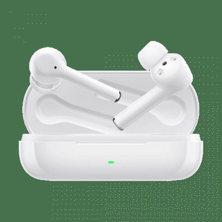 Слушалки с микрофон Huawei FREEBUDS 3i WHITE