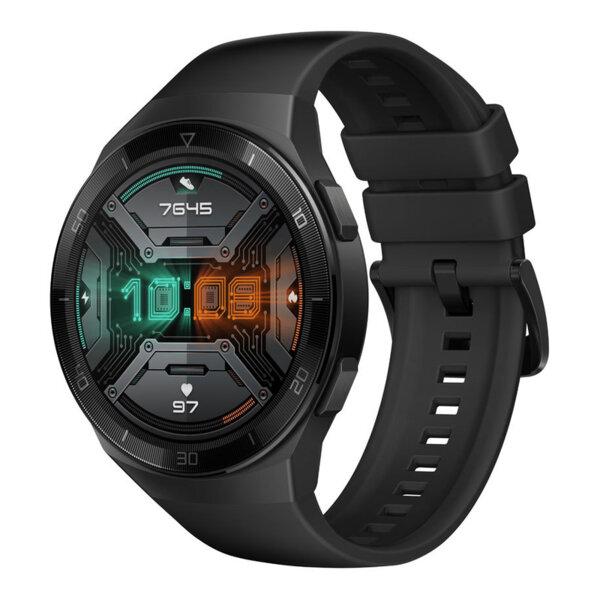 Смарт часовник Huawei WATCH GT 2E HECTOR-B19S GRAPHITE BLACK , 1.39 , 16 MB , 4GB