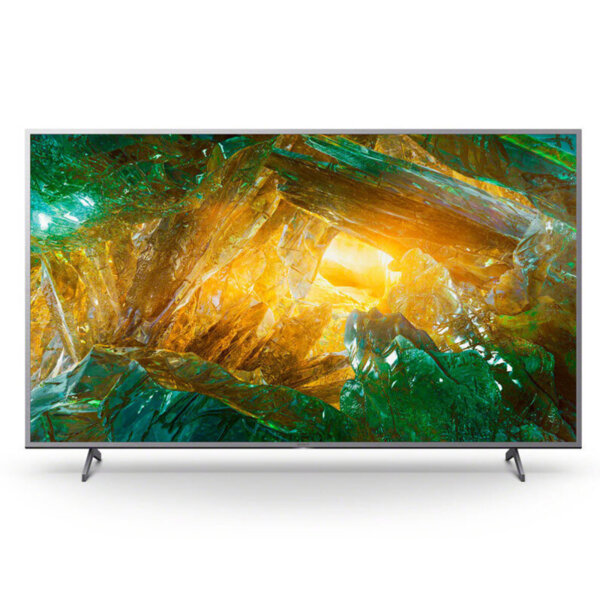 Телевизор Sony KD43XH8077SAEP , 109 см, 3840x2160 UHD-4K , 43 inch, Android , LED  , Smart TV