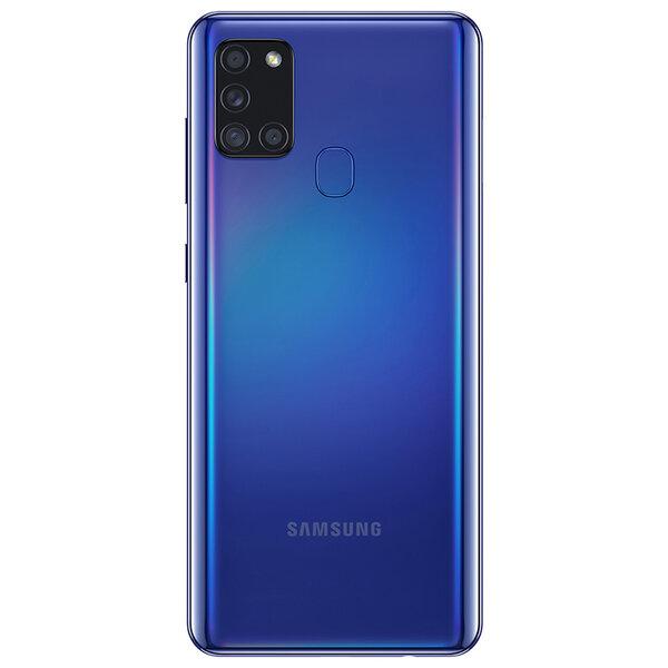 Смартфон Samsung GALAXY A21S DS BLUE SM-A217FZBN , 3 GB, 32 GB