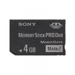 Карта памет Sony MSMT4GN 4GB MEMORY STICK PRO DUO