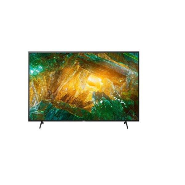 Телевизор Sony KD49XH8096BAEP , 124 см, 3840x2160 UHD-4K , 49 inch, Android , LED  , Smart TV