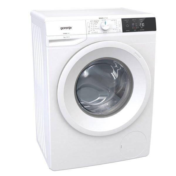 Пералня Gorenje WE70S3 , 1000 об./мин., 7.00 kg, A+++ , Бял