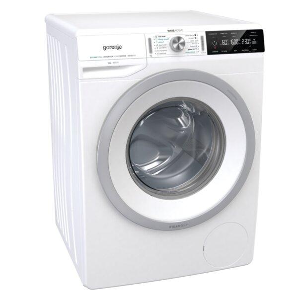 Пералня Gorenje WA963PS , 1600 об./мин., 9.00 kg, A+++ , Бял