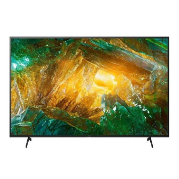 Телевизор Sony KD43XH8096BAEP , 109 см, 3840x2160 UHD-4K , 43 inch, Android , LED  , Smart TV