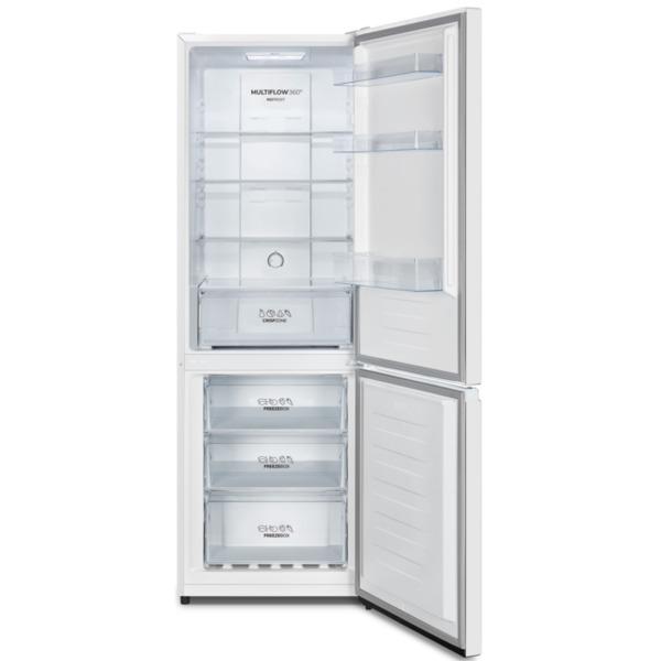 Хладилник с фризер Gorenje NRK6181PW4 , 292 l, F , No Frost , Бял