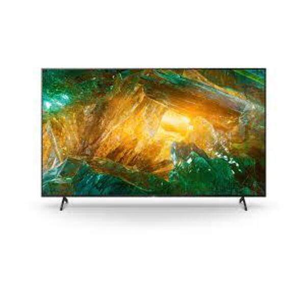 Телевизор Sony KD85XH8096BAEP , 215 см, 3840x2160 UHD-4K , 85 inch, Android , LED  , Smart TV