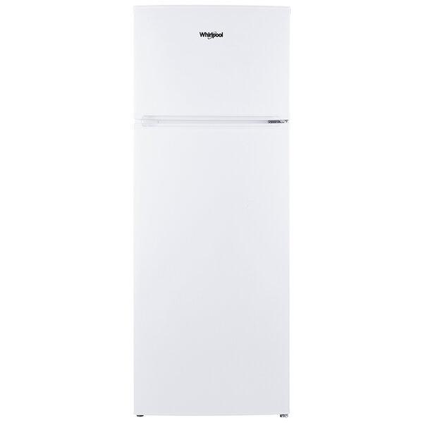 Хладилник с горна камера Whirlpool W55TM 4110W , 213 l, A+ , Бял , Статична